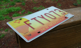 Old Car Tags, Antique License Plates, Vintage License Plates