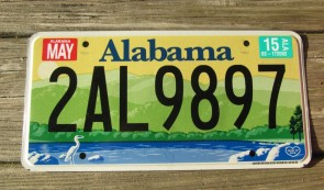 Alabama State Official License Plates for Sale, Buy Alabama State License Plates, License Plates for Sale, License Plates for Sale from All 50 USA States, Shop Alabama Collectible License Plates for Sale, Order Alabama State DMV License Plates Online, Shop Alabama Collector License Plates for Sale, Cheap Craft License Plates, Alabama Cheap Wholesale Bulk Lots License Plates for Sale